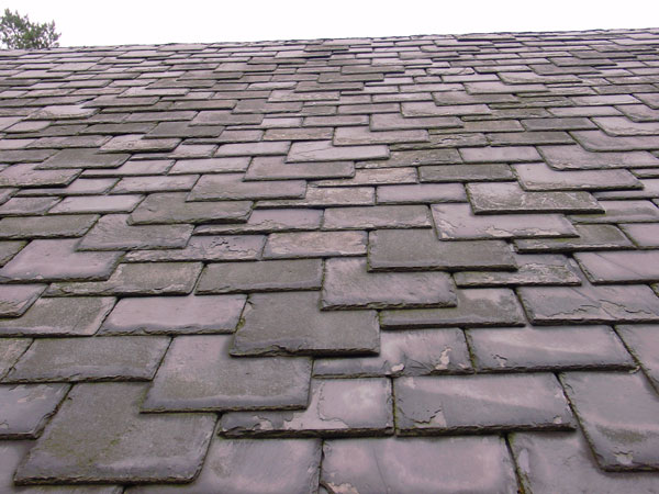 Styles of Slate Roof Installations